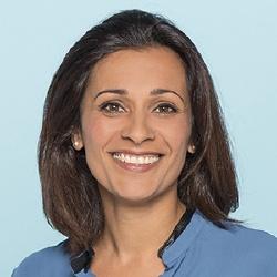 Myriam Bounafaa - Présentatrice