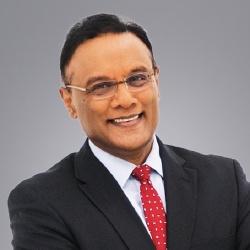 Anand Naidoo - Présentateur
