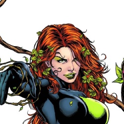 Poison Ivy - Personnage de fiction