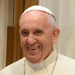 Pape François - Personnalité religieuse