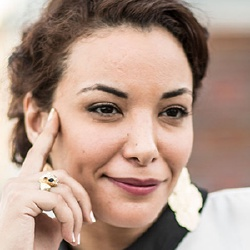 Loubna Abidar - Actrice