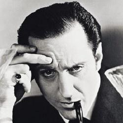 Basil Rathbone - Acteur