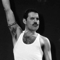 Freddie Mercury - Chanteur