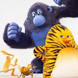 les As de la Jungle - Personnage d'animation