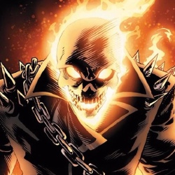 Ghost Rider - Personnage d'animation