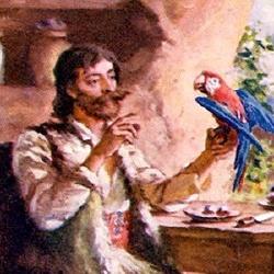 Robinson Crusoé - Personnage de fiction