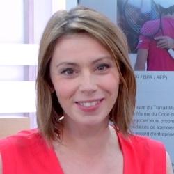 Marianne Théoleyre - Présentatrice