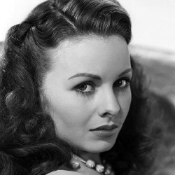 Jeanne Crain - Actrice