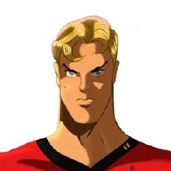 Flash Gordon - Personnage d'animation