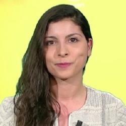 Eva Ben-Saadi - Présentatrice
