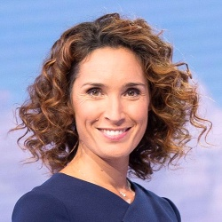 Marie-Sophie Lacarrau - Présentatrice