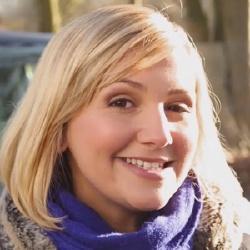 Emilie Langlade - Présentatrice