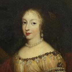 Henriette d'Angleterre - Aristocrate