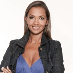Karine Le Marchand - Présentatrice