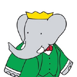 Babar - Personnage d'animation