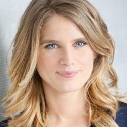 Laurie Desorgher - Présentatrice