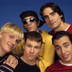 The Backstreet Boys - Groupe de Musique