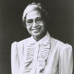 Rosa Parks - Militante