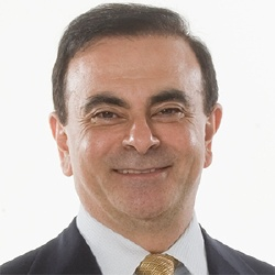 Carlos Ghosn - Homme d'affaire