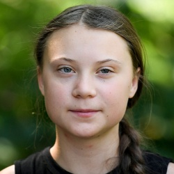 Greta Thunberg - Politique