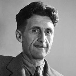 George Orwell - Ecrivain