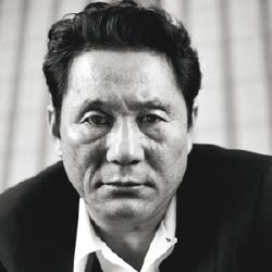 Takeshi Kitano - Acteur