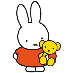 Miffy - Personnage d'animation