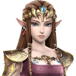 Princesse Zelda - Personnage de fiction