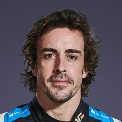 Fernando Alonso - Pilote