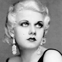 Jean Harlow - Actrice