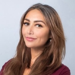 Margot Haddad - Présentatrice