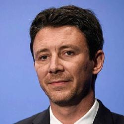 Benjamin Griveaux - Présentateur
