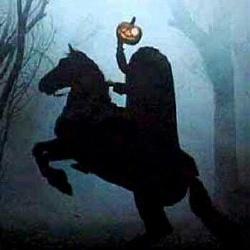 Le cavalier sans tête - Personnage de fiction