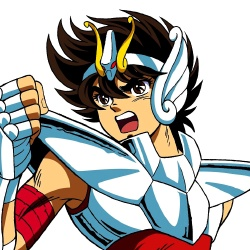 Seiya - Personnage d'animation