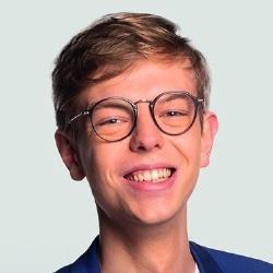 Félicien Bogaerts - Présentateur