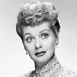 Lucille Ball - Actrice