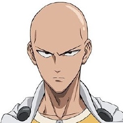 Saitama - Personnage d'animation