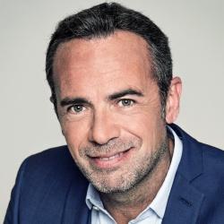 Christophe Moulin - Présentateur