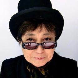 Yoko Ono - Artiste peintre