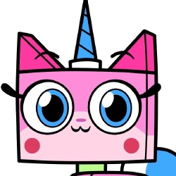 Unikitty - Personnage d'animation