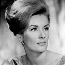 Sally Ann Howes - Actrice
