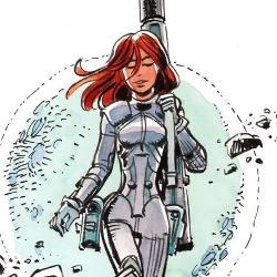 Laureline - Personnage d'animation