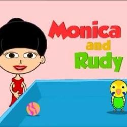 Monica & Rudy - Personnage de fiction