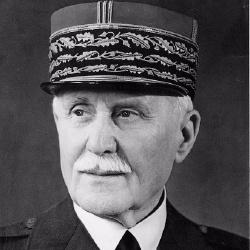 Maréchal Pétain - Politique