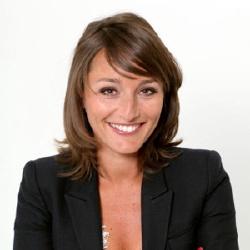 Amandine Bégot - Présentatrice