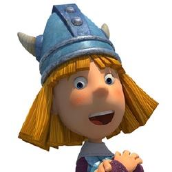Vic le viking - Personnage d'animation
