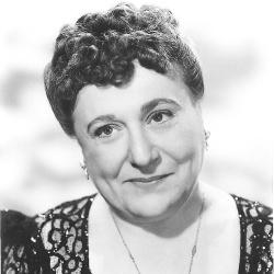 Florence Bates - Actrice