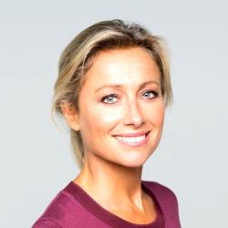 Anne-Sophie Lapix - Présentatrice