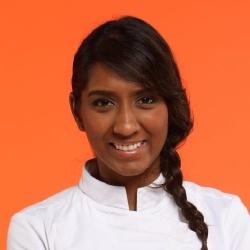 Kelly Rangama - Présentatrice
