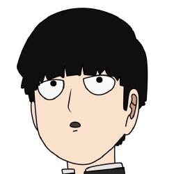 Shigeo Kageyama - Personnage d'animation